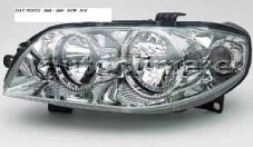 FIAT PUNTO  2003 - 2007  HEADLIGHT  PASSENGER SIDE NEW